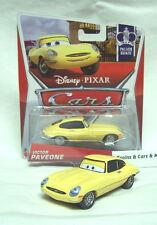 """Disney Pixar CARS 2 Movie Die Cast Metal  """"Palace Chaos""""  VICTOR PAVEONE  nip"""