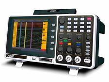 """OWON MSO MSO8102T Oscilloscope 200Mhz 2GS/s 8""""color LCD FFT ≤1.7ns 2M Record len"""
