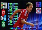 Panini Champions League 13 14 Adrenalyn XL *Limited Edition aussuchen* 2013/2014