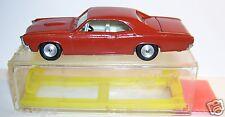 OLD RARE GAMDA KOOR SABRA idem CRAGSTAN PONTIAC GTO 1969 REF 8107 ISRAEL IN BOX