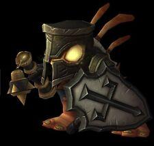 WoW Loot Murkalot's Flegel / Flail - Mini Diablo Crusader - Murloc Blizzcon