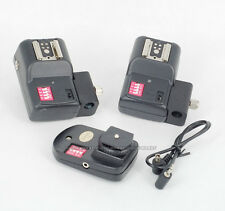 PT-16 NE 16 Channels Wireless/Radio Flash Trigger Umbrella Holder w/ 2 Receivers
