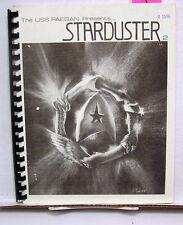 1989 USS PAEGAN Star Trek STARDUSTER 2 Fanzine