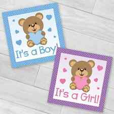 BABY MILESTONE CARDS / GENDER REVEAL BOY GIRL PHOTO CARD, PREDICTION GAME