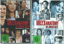 DVD - Grey's ( Greys ) Anatomy - Season/ Staffel Eins & Zwei - Neu & OVP 1 + 2