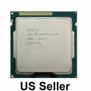 Intel Core i5-3470S 2.90GHZ Quad-Core Desktop CPU Processor SR0TA Tested