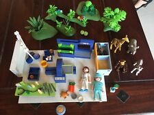 PLAYMOBIL CLINIQUE FERME ZOO