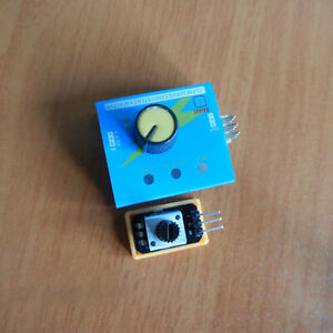 Mini Servo Tester 3-8V Dual Port Tester Electric Speed Controllers Servo Tester