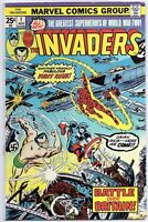Invaders #1 1975 Fine+ (6.5)