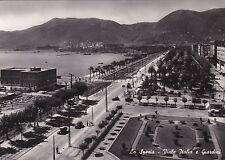 LA SPEZIA - Viale Italia e Giardini 1951
