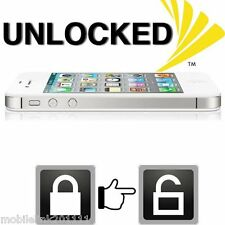 Factory unlock service sprint iphone 5c 5s 6 6+ clean fast i-phone code unlockin