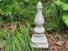 Águila calva jardín de esculturas de animales Adornos Perching Pájaro Césped Decoración Estatua NUEVO