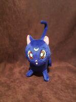 Sailor Moon Plush Cat Kitten Doll Luna Purple Great Eastern Stuffed Animal