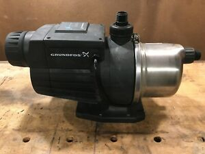 Grundfos MQ3-35 for parts. Circuit board and one impeller broken