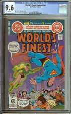 WORLD'S FINEST COMICS #266 CGC 9.6 WHITE PAGES