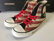 Converse CT Hi-top American Style Flag 144677F Mens Shoe Size 8