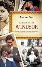 La saga de los Windsor (Spanish Edition)