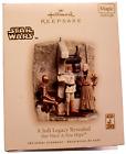 2007 Hallmark Keepsake Ornament - Star Wars A Jedi Legacy Revealed