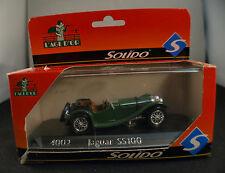 Solido ◊ 4002 Jaguar SS100 ◊ 1/43 ◊ en boîte/boxed ◊