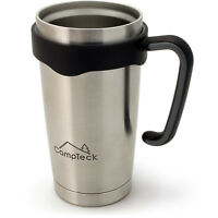 600ml Travel Tumbler Insulated Stainless Steel Thermal Cup Mug Drinks