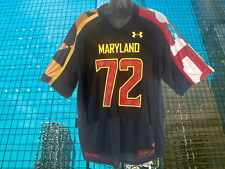 Maryland Terrapins Men's Under Armour Jersey Size L