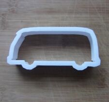 VW Campervan Cookie Cutter Biscuit Pastry Fondant Stencil Retro Camping