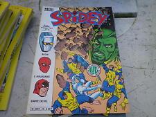 SPIDEY n° 46 très bon état, comme neuf. Le journal de SPIDER MAN de 1983