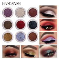 12 Color Shimmer Glitter Eye Shadow Cream Gel Waterproof Makeup Single Eyeshadow