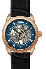 Invicta Specialty 23538 Men's Cerulean Blue Hand Winding Roman Analog Watch