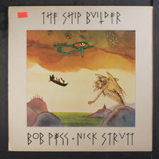 BOB PEGG & NICK STRUTT: The Ship Builder LP (sm toc) Folk