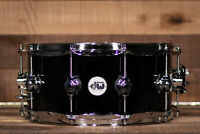 """DW 14"""" x 6.5"""" Limited Edition Design Series  Snare Drum,  Piano Black"""