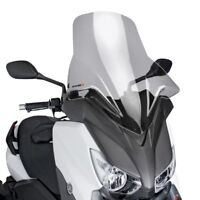 YAMAHA X-MAX 400 2013 > PUIG SCREEN SMOKE V-TECH TOURING WINDSCREEN