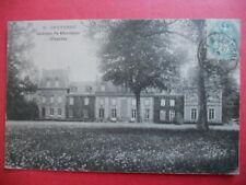 COUTERNE  :  Le Château de Chantepie.....VO.1907.