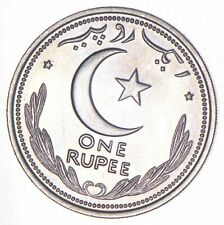 Better Date - 1948 Pakistan 1 Rupee World Coin *573
