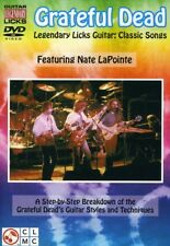 The Grateful Dead, G - Grateful Dead Legendary Licks [New DVD]