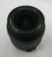 Nikon AF-S DX Zoom Nikkor 18-55mm f/3.5-5.6 G II - WAR D3