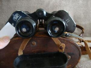 Binoculars Carl Zeiss Jena D.F.7x50 with Hood