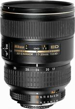 Nikon AF-S 17-35mm f 2.8 D IF ED Perfetto Revisionato Bellissimo Come Nuovo AAA+