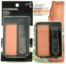 (2) Covergirl Clean Classic Color Blush Sealed 590 - Soft Mink