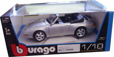 Bburago Porsche Diecast Vehicles