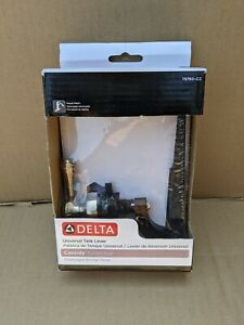 Delta Faucet 79760-CZ Cassidy Tank Lever-Standard Handle, Champagne Bronze NEW