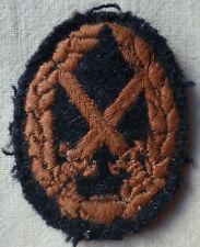Patch Tissu BMP Brevet Militaire Professionnel Légion Etrangère (foreign FFL) 1