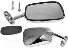 Mirrors, fairing Goldwing GL1100 Hondaline-style GL500 Silver Wing