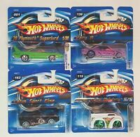 You Pick Hot Wheels 2005 series