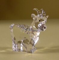 SWAROVSKI CRYSTAL ZODIAC GOAT 275438 MINT BOXED RETIRED RARE