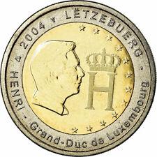 [#772342] Luxemburg, 2 Euro, 2004, PR, Bi-Metallic, KM:85