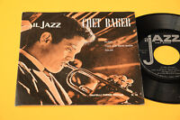 Chet Baker EP 3 Chansons Orig Only Italie 1969 NM ! Top Jazz Collectors