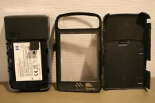 New listing Hp iPaq Enterprise Handheld Fb041Aa#Aba With Case Bluetooth organizer Untested