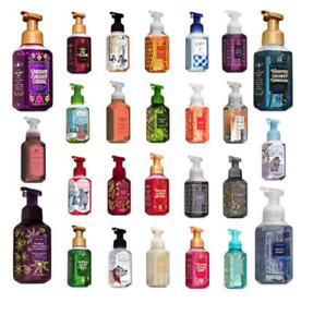 Bath and Body Works Foaming Hand Soap PICK YOUR SCENT New FREE SHIP