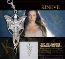 Famous Film Lord of the Rings Arwen Evenstar LOTR Fairy Princess Charms Necklace